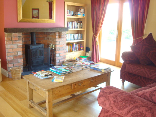 The Den, Decoy Country Cottages, Luxury self catering accommodation in Meath