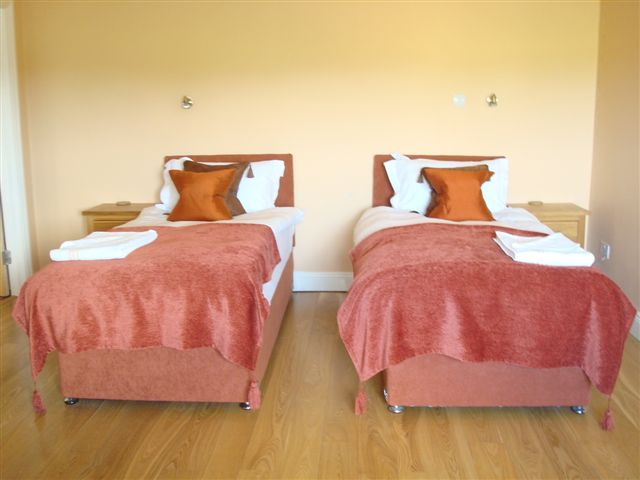 The Forge Bedroom 2, Decoy Country Cottages, Luxury self catering accommodation in Meath