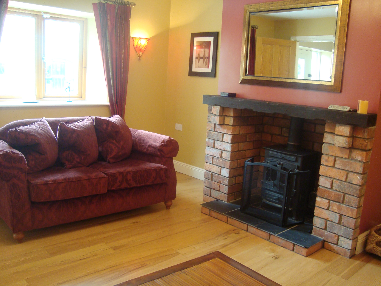 Luxury Self catering holiday home in Co Meath