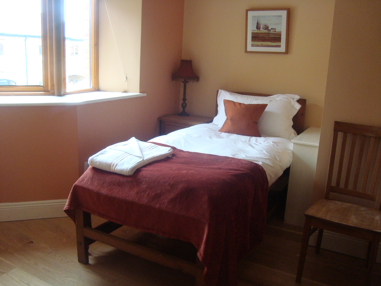 Single Bedroom at Decoy Country Cottages, Nr Navan, Co Meath